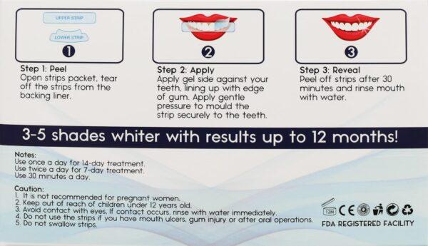 gleamwhite instructions