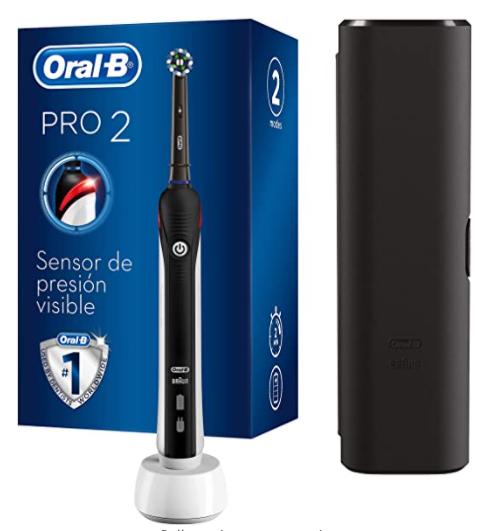 electric toothbrush oral b pro